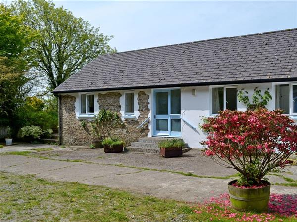 Broomhill Farm Cottage in Devon
