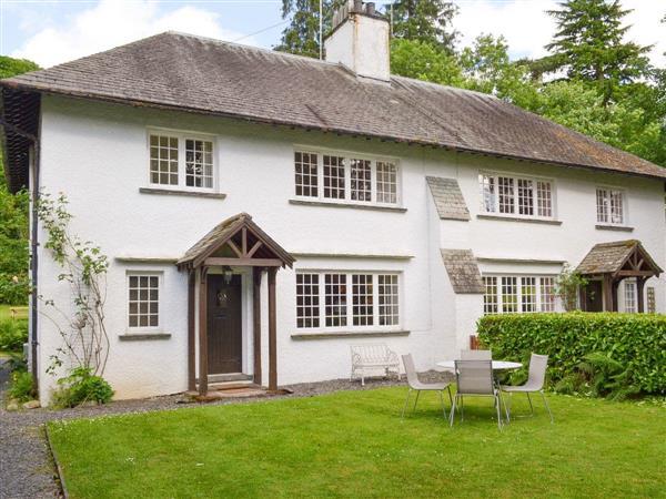 Broomriggs Cottage, Nr Sawrey, Hawkshead, Cumbria.