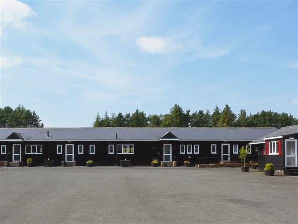 Brown Rigg Lodges - Tyne Lodge in Northumberland