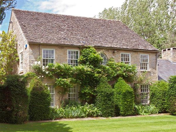 Bruern Holiday Cottages - Weir House in Oxfordshire