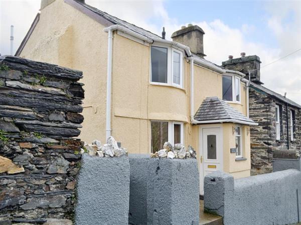Bryn Bethel in Penrhyndeudraeth, near Porthmadog, Gwynedd