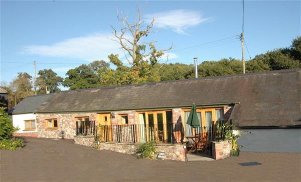 Bryn Cain Coach House in Penpergwm, Gwent