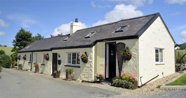 Bryn Cytun Cottage in Gwynedd