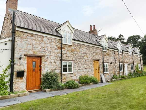 Bryn Farm Cottage in Clwyd