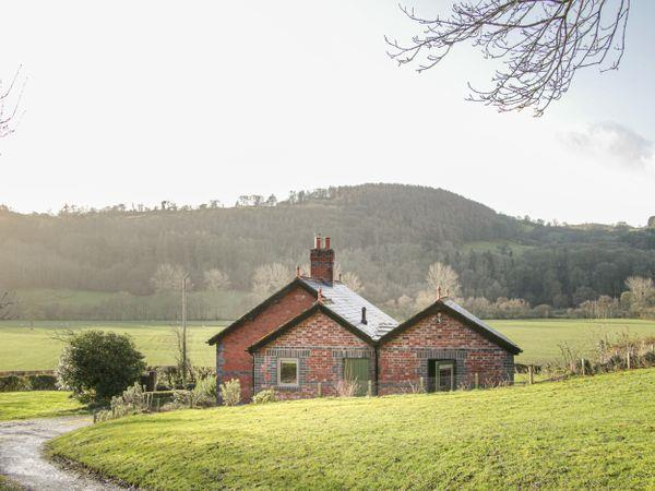 Bryn Gwalia Lodge from Sykes Holiday Cottages