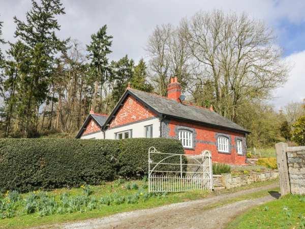 Bryn Gwalia Lodge in Powys