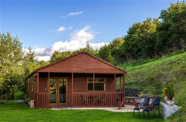 Bryn Lodge in Clyro, Powys