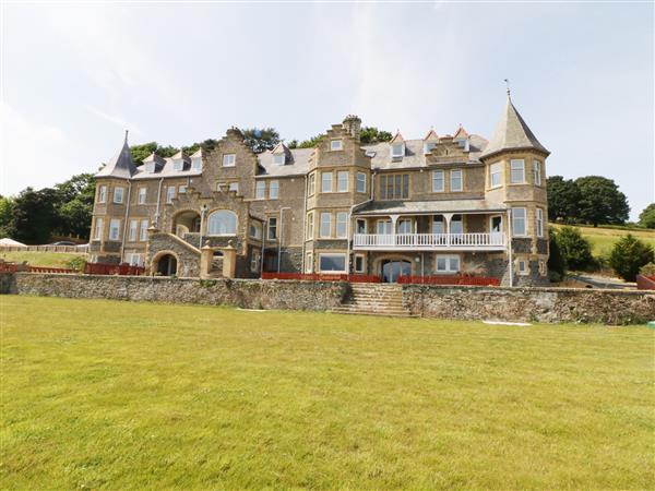 Bryn Mel Apartment in Gwynedd