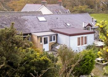 Bryn Meurig Bach from Sykes Holiday Cottages