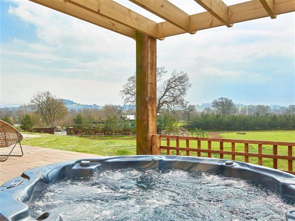 Bryn Tanat - Parkland Lodge in Powys
