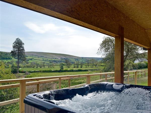 Bryncoch Holidays - Woodland Lodge in Powys