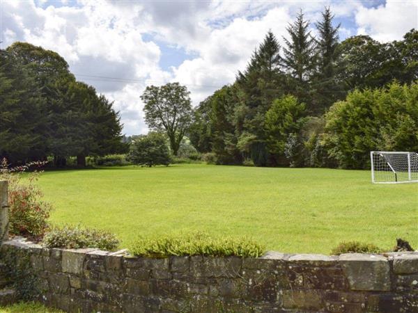 Brynog Mansion Farmhouse in Dyfed