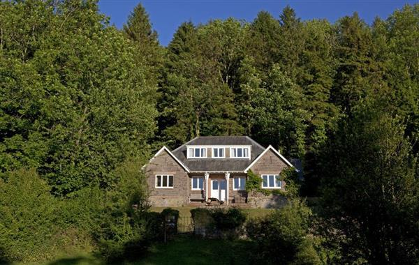Buckland Cottage in Bwlch, Powys