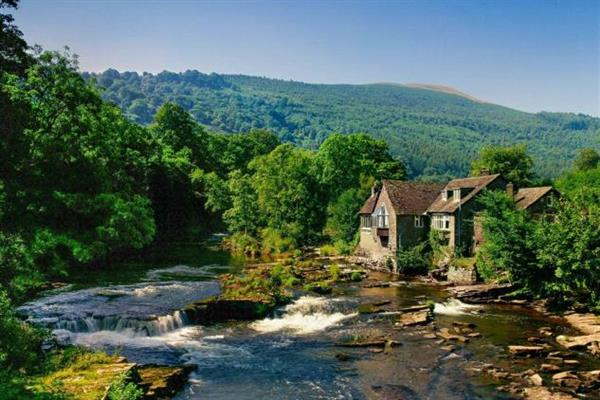 Buckland Mill in Powys