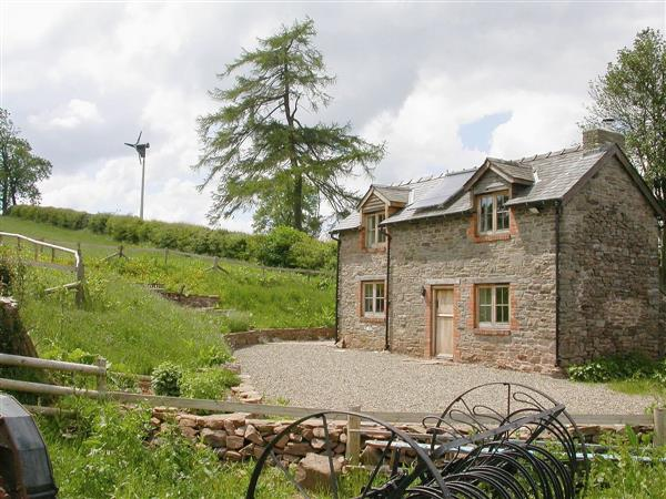 Buckshead Eco Cottage in Shropshire