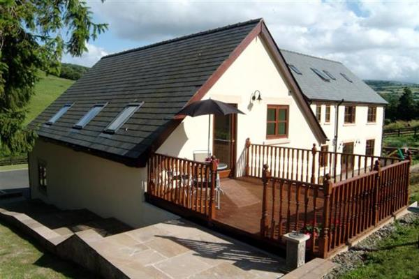 Buckton Granary in Powys
