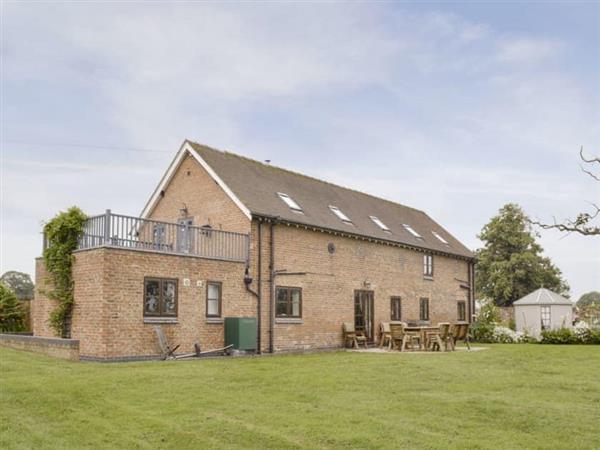 Buddileigh Farm in Cheshire