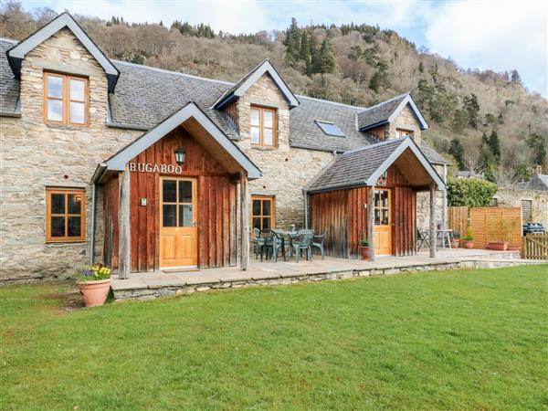 Bugaboo Cottage from Sykes Holiday Cottages