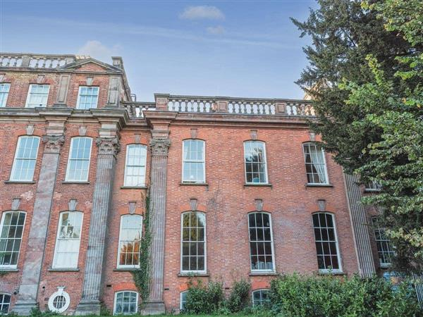 Bulkeley Wing in Shropshire