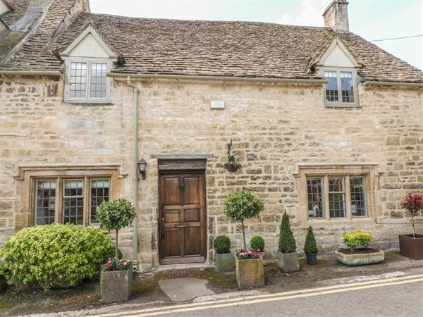 Bull Cottage in Oxfordshire