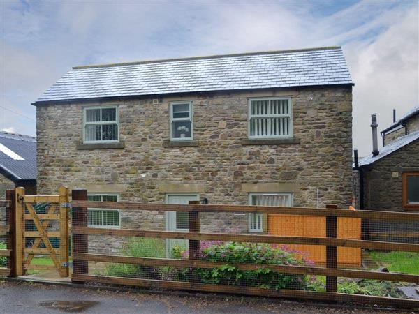 Bullions Farm Cottage in Northumberland