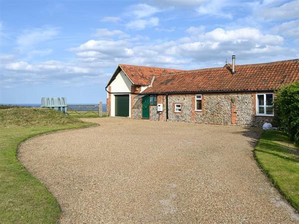 Bullock Cottage in Norfolk