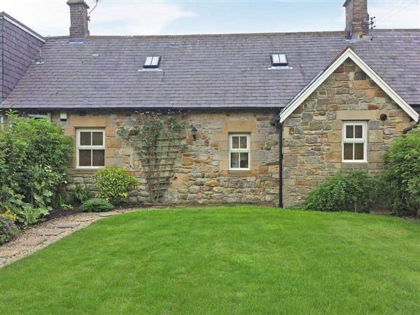 Bumble Cottage in Northumberland