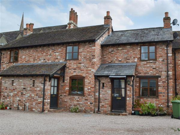 Bumbu Cottage in Herefordshire