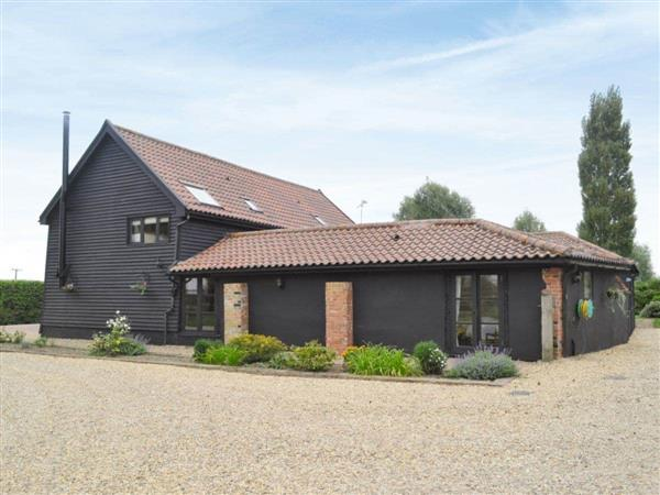 Burfields Barn, Suffolk