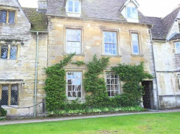 Burford House in Oxfordshire