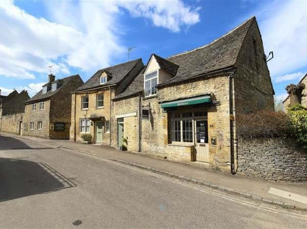 Burford's Old Bakery in Oxfordshire