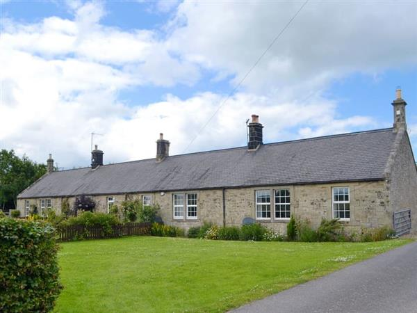 Burnfoot Cottage in Northumberland