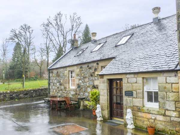 Burnside Cottage in Ayrshire