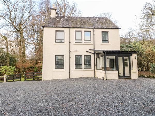 Burnside House, Portsonachan near Lochawe