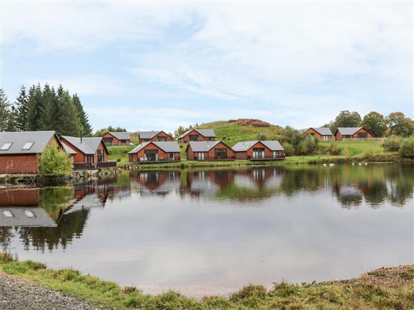 Burnside Lodge in Perthshire