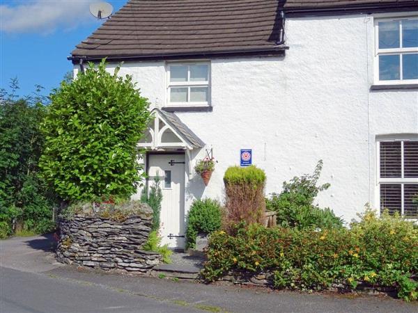 Burnthwaite Cottage in Cumbria