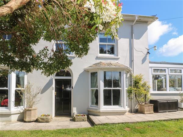 Burrow House in Cornwall