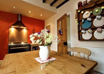 Burtersett Cottage in North Yorkshire