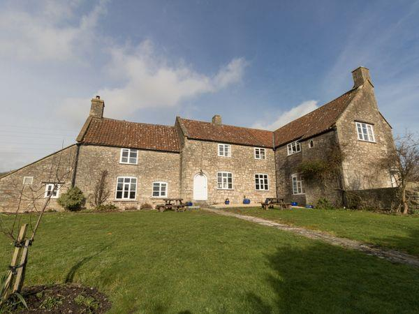Butcombe Farm Annex in Avon