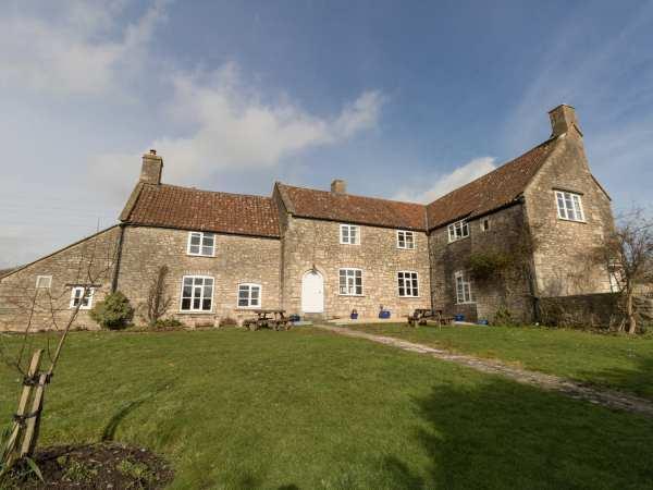Butcombe Farm House in Butcombe, Avon