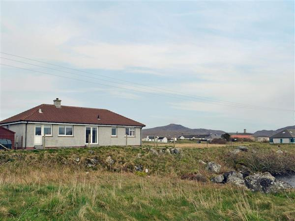 Bute Cottage Daliburgh Near Lochboisdale South Uist Outer Hebrides Isle Of South Uist Large
