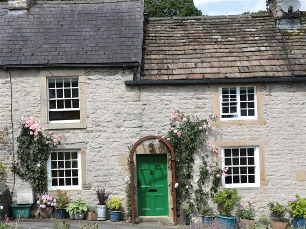 Buttercup Cottage in Derbyshire