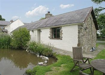 Buttercup Cottage in West Glamorgan