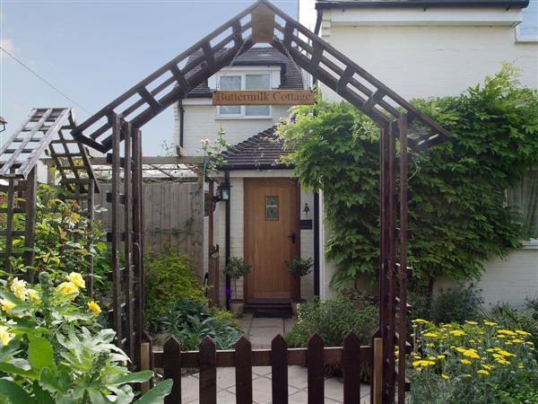 Buttermilk Cottage, Droxford