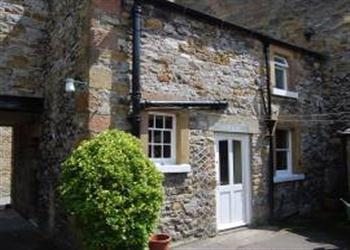 Butt's Cottage in Derbyshire