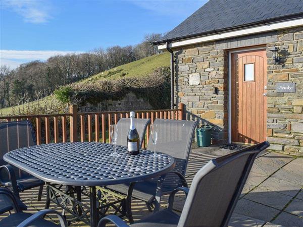 Bwlch Y Person Barns - Barn 1 in Dyfed
