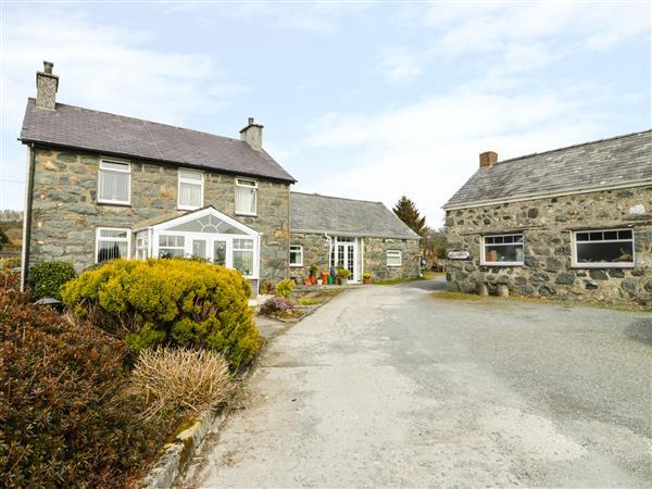 Bwthyn Ael Y Bryn in Gwynedd