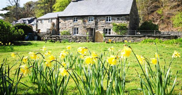 Bwthyn Mair in Gwynedd