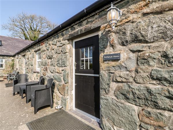 Bwthyn yr Onnen (Ash Cottage) in Gwynedd