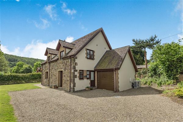 Byne Brook Cottage in Shropshire